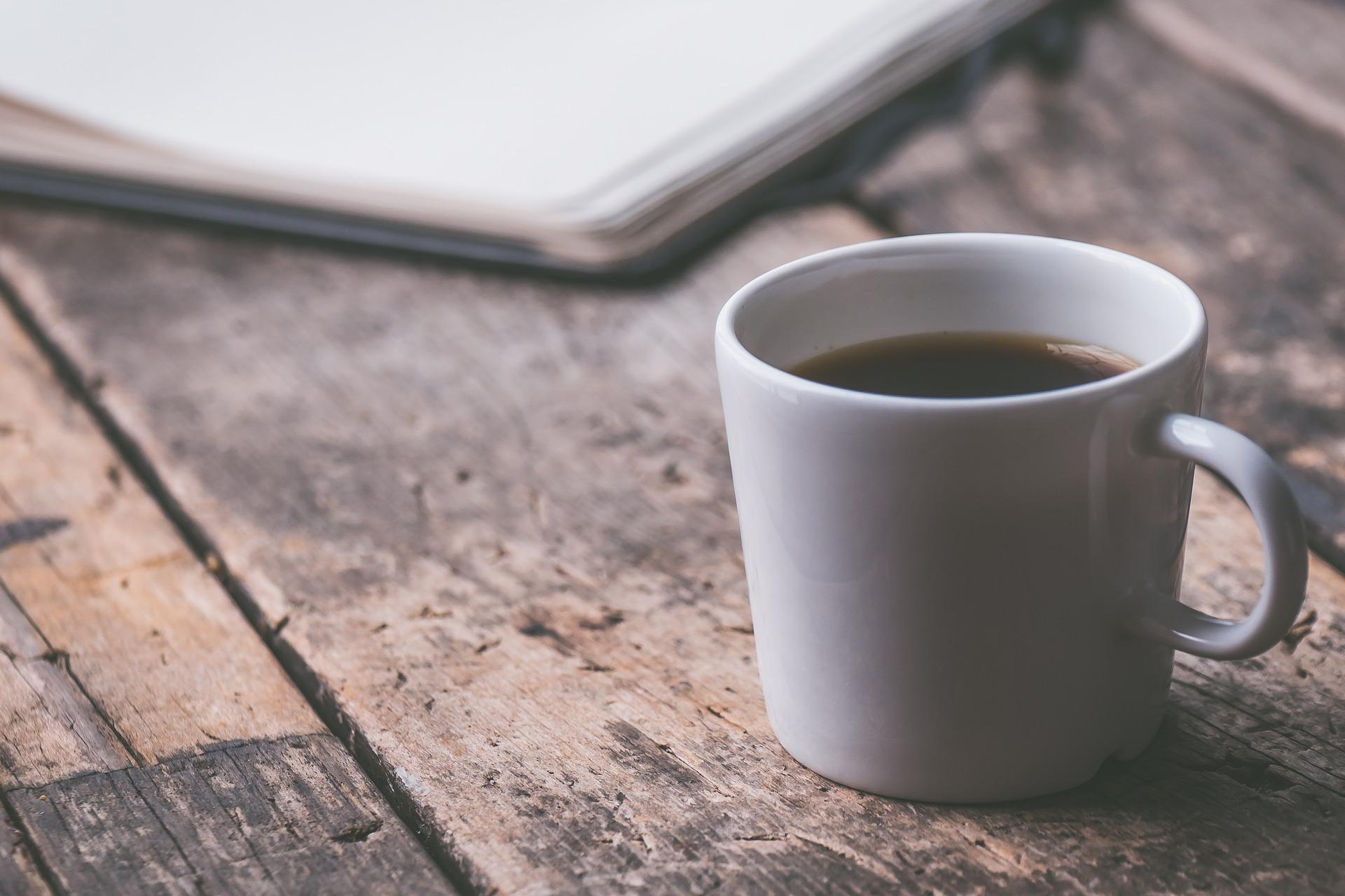 French Press … überall guten Kaffee
