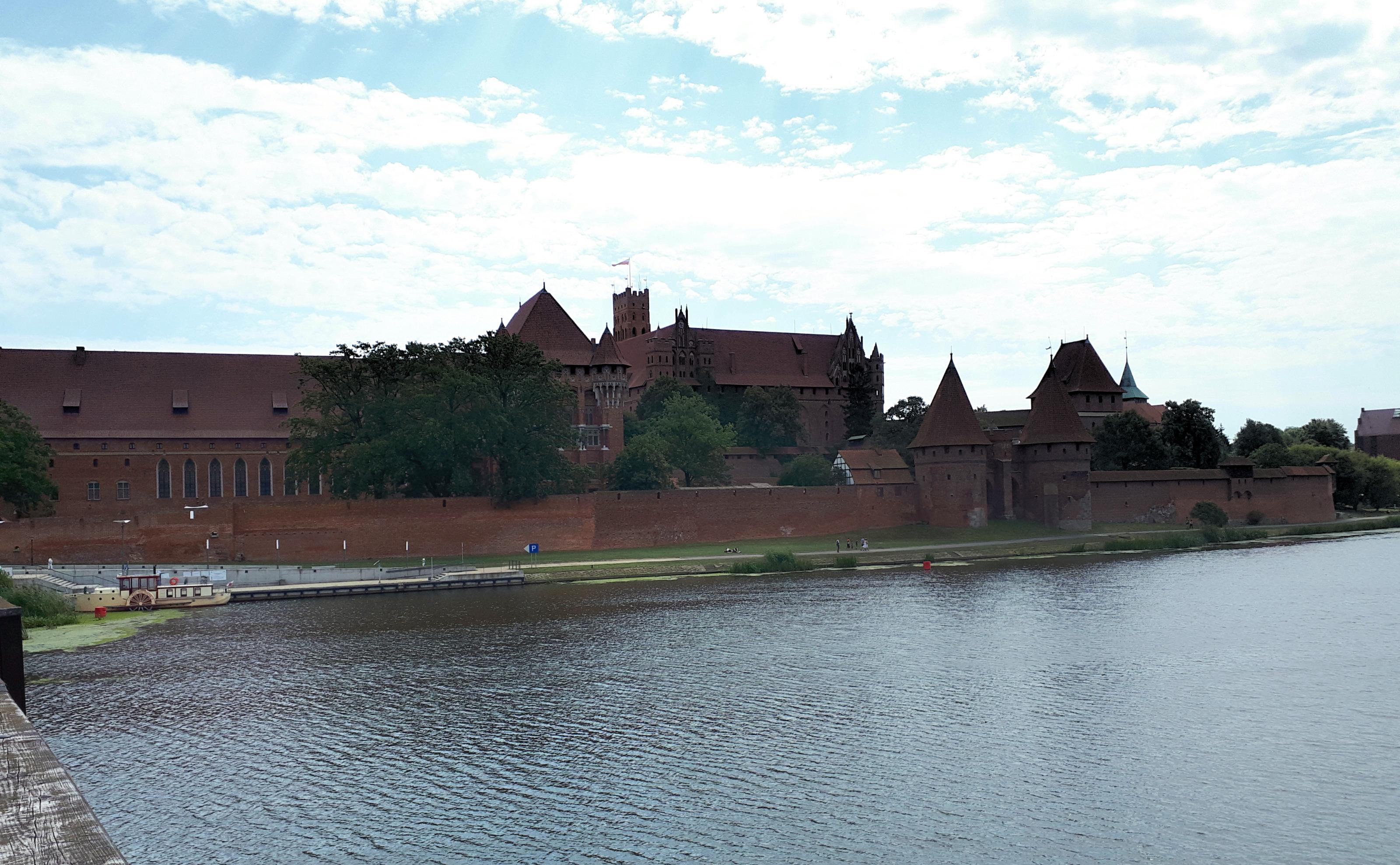 Polen2018: Danzig – Marienburg – Wolfsschanze