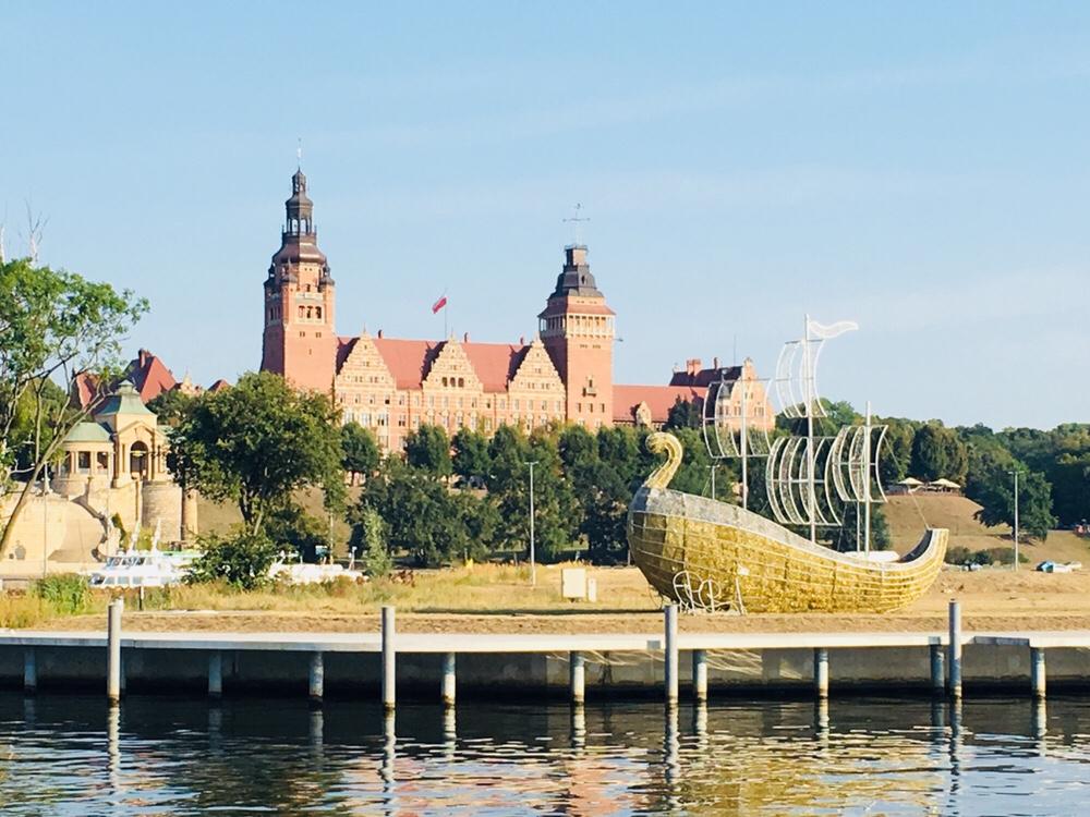 Polen2018: Stettin – Leba